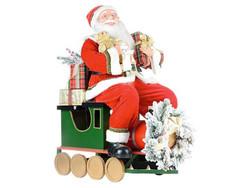 EUROPALMS 90cm Santa express