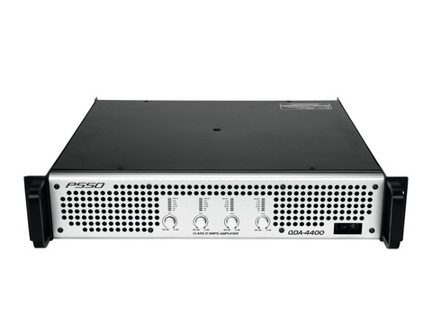 PSSO QDA-4400 4-Channel Amplifier