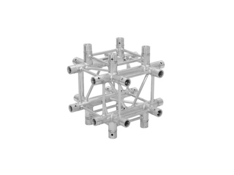 ALUTRUSS QUADLOCK 6082C-61(50) 6-Way Cross Piece