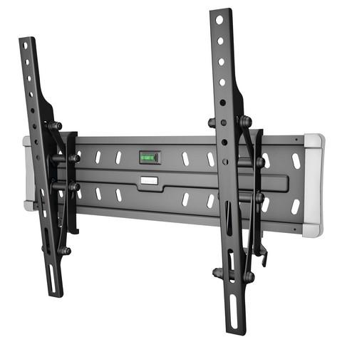 HAMA Seinäteline Premium Tilt Vesa 400x400 65'' Musta
