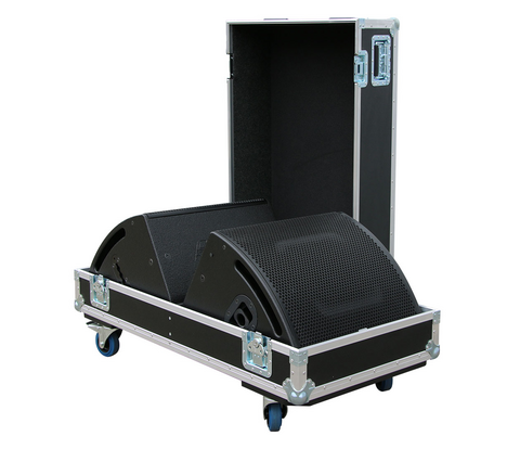 Flightcase for 2x CXN-16