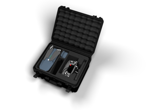 4Hawks Hardcase for DJI Mavic