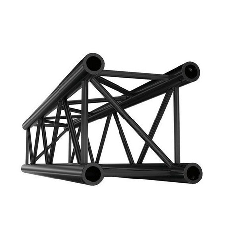 Milos Pro-30 HD Square F Truss, Black