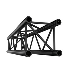 Milos Pro-30 HD Square G Truss, Black