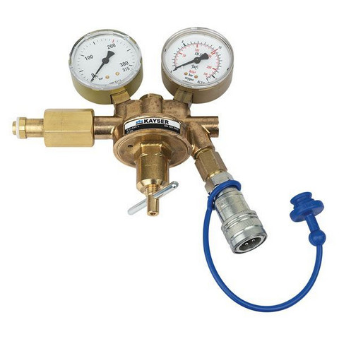 Showtec CO2 Q-Lock Regulator