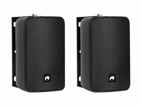 OMNITRONIC ODP-204T 100V Installation Speaker, 2x