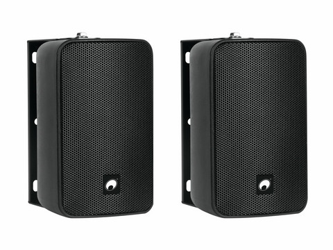 OMNITRONIC ODP-204 16ohm Installation Speaker, 2x