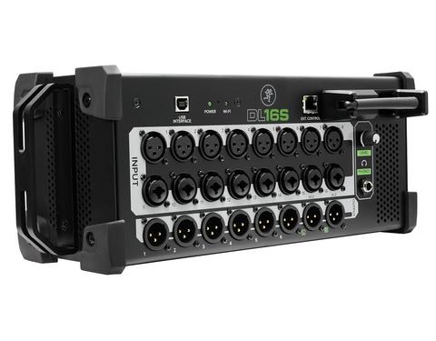 Mackie DL16S 16-Channel Wireless Digital Live Sound Mixer