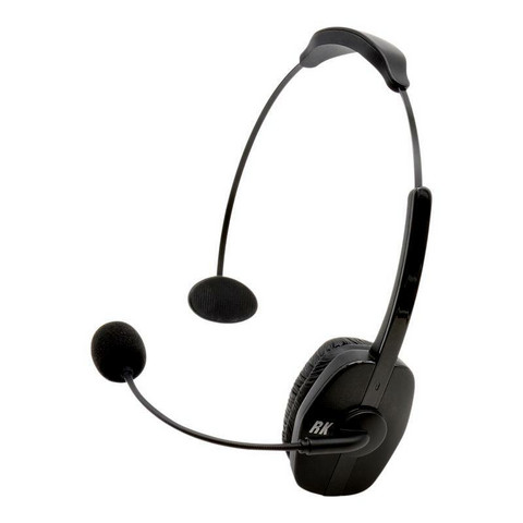 RoadKing RK920EU Noise-Canceling Bluetooth® Mono Headset