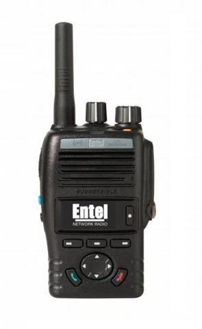Entel DN495 LTE POC Käsiradiopuhelin