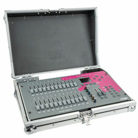 Showtec ColorCue 3, Intelligent LED DMX Controller + Flightcase