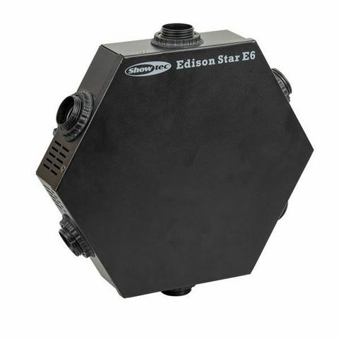 Showtec Edison Star E6, DMX LED Dimmer E27
