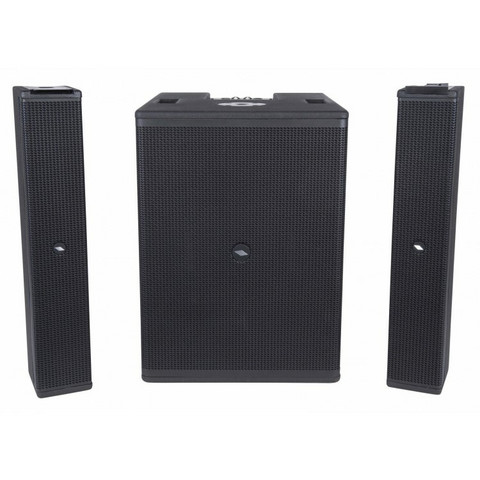 Proel Session 6, 2400W Compact Portable Array System