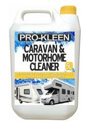Pro-kleen Caravan Cleaner 5l Tehopesuaine