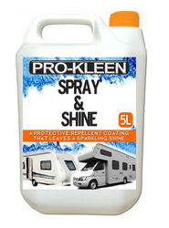 Pro-kleen Caravan Spray and Shine 5l Suoja-aine