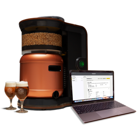 MiniBrew CRAFT Pro - Beer Machine
