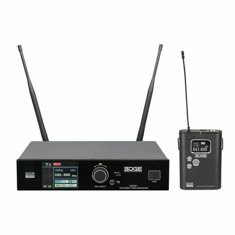 DAP EDGE EBS-1, Wireless Handheld Microphone System