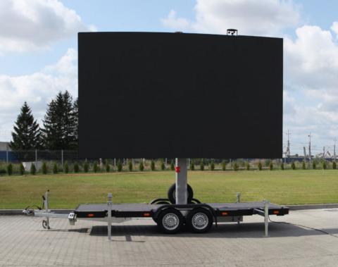 SimpLED - Basic LED Screen Trailer
