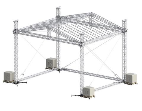 Alspaw Light Gable Roof System