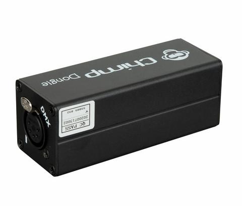 Infinity Chimp USB Dongle for OnPC, 2 Universes, 1 DMX output