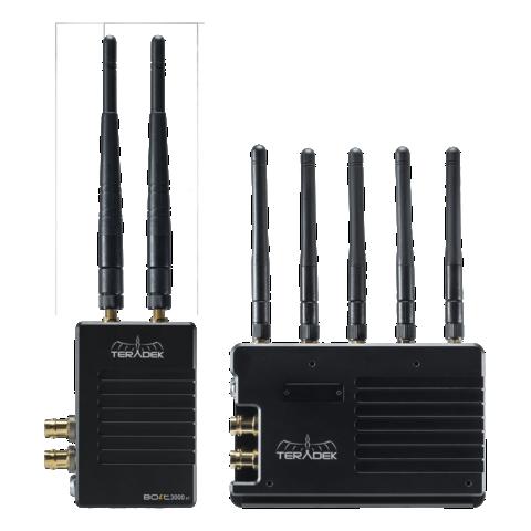 TERADEK Bolt XT 3000 Wireless SDI/HDMI Transmitter/Receiver Set