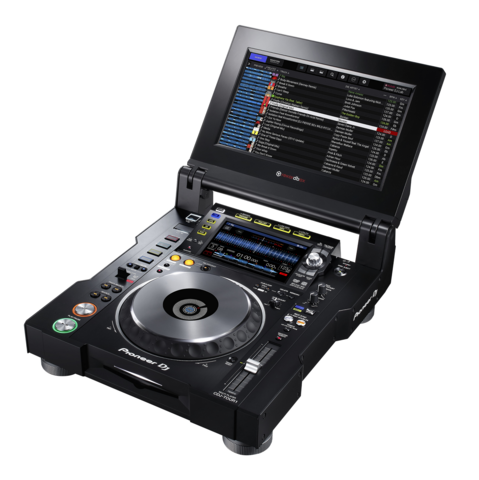 Pioneer CDJ-TOUR1 - TOUR System Multi Player with Fold-out Touch Screen