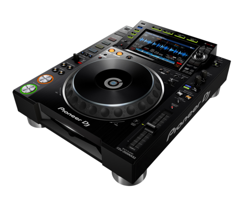 Pioneer CDJ-2000NXS2 - Professional DJ Multi Player with Disc Drive