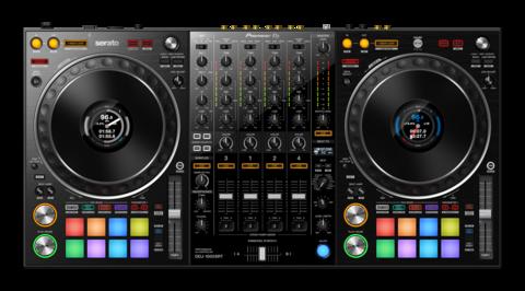 Pioneer DDJ-1000SRT - 4-Channel Performance DJ Controller for Serato DJ Pro