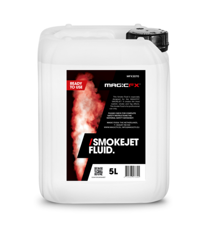 MAGICFX® Smokejet Fluid 5 L
