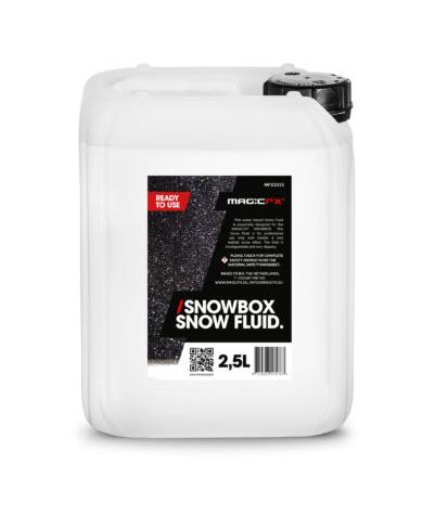 MAGICFX® Snowbox – Snow Fluid 2,5L
