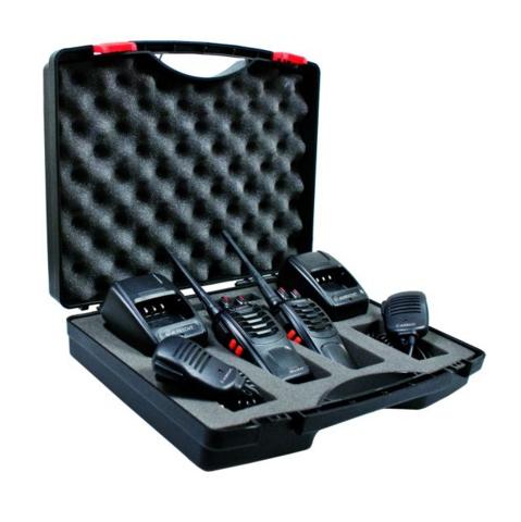 Albrecht TECTALK WORKER PMR446 Transceiver Portable Set