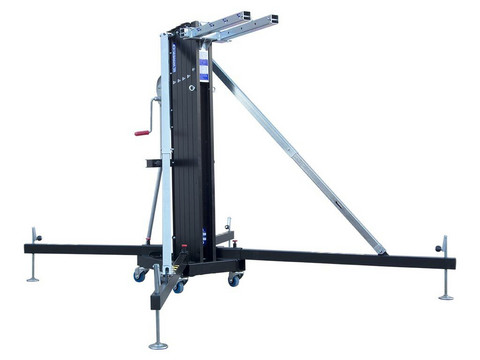 WorkPro WTS-256 Front Loading Lifting Tower. 260kg/6.30m.