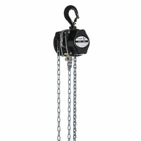 Eller Chainhoist 250kg, 8m/10m/12m