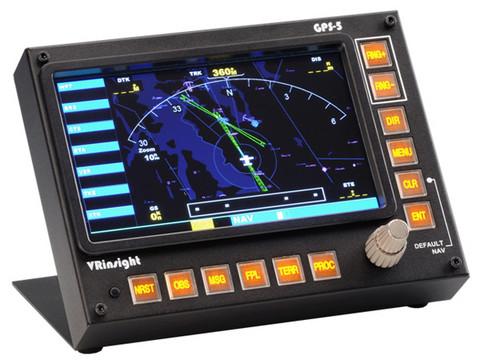 VRInsight GPS 5