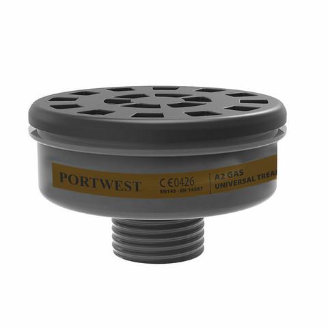 PORTWEST A2 kaasusuodatin (6kpl laatikossa)