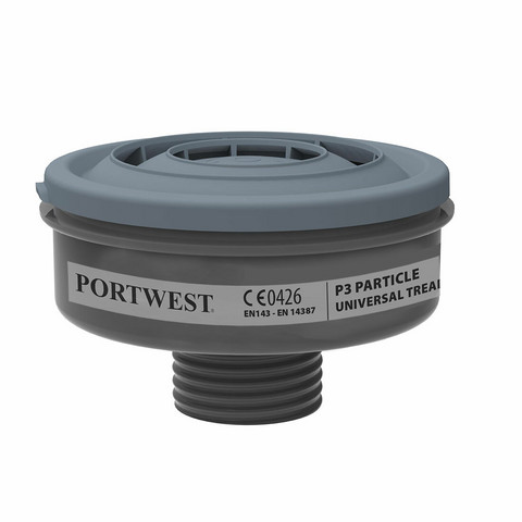 PORTWEST P3 Hiukkassuodatin (6kpl laatikossa)