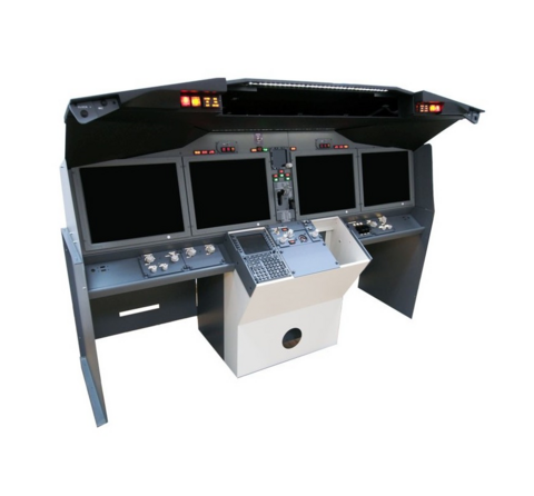 Boeing 737MAX Simulator MIP Ethernet