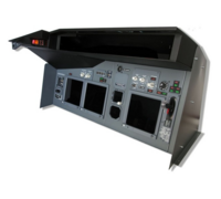 MIP Single Desktop Ethernet for the Boeing 737NG Simulator