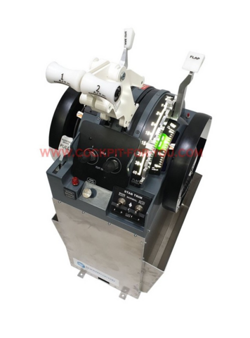 B737MAX - Throttle Quadrant Motorised V4 GoldPlus