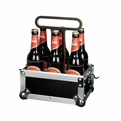 Showgear Case for 6 Beer Bottles