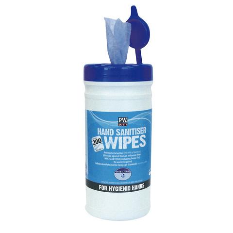 PORTWEST Saniteettiset Pyyhkeet (200kpl)