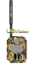 Uovision Compact 4G LTE Cloud Riistakamera