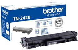 Brother TN2420 Värikasetti, Black 3000P