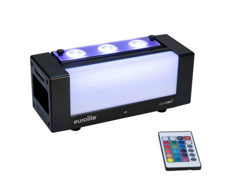 EUROLITE AKKU Bar-3 Glow QCL Flex QuickDMX