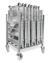 GUIL Container for Crowd Control Barriers and Gates