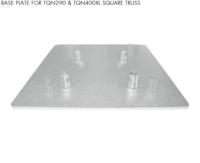 GUIL TQN-D Aluminium base plate for square truss (TQN290 & TQN400XL)