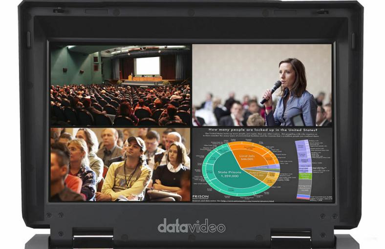 Datavideo HS-1600T MKII