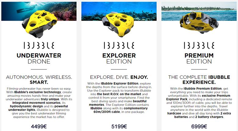 iBubble Prices