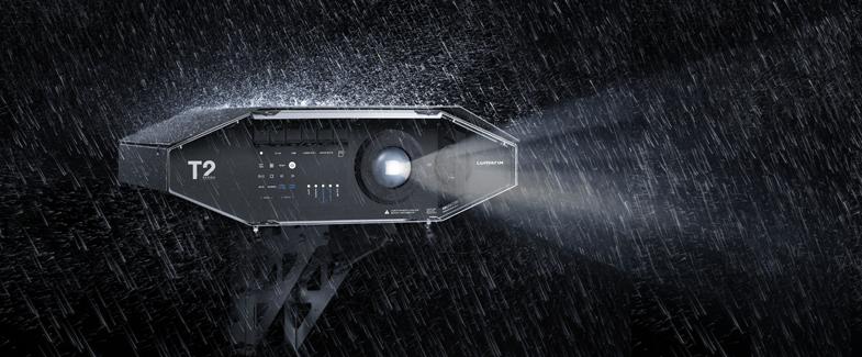 Lumitrix T2 - Weatherproof Body
