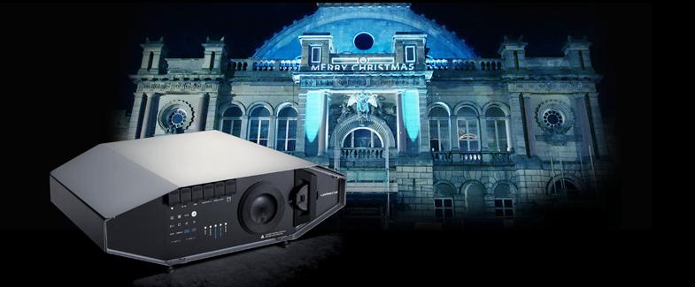 Lumitrix T2 - Outdoor Projector